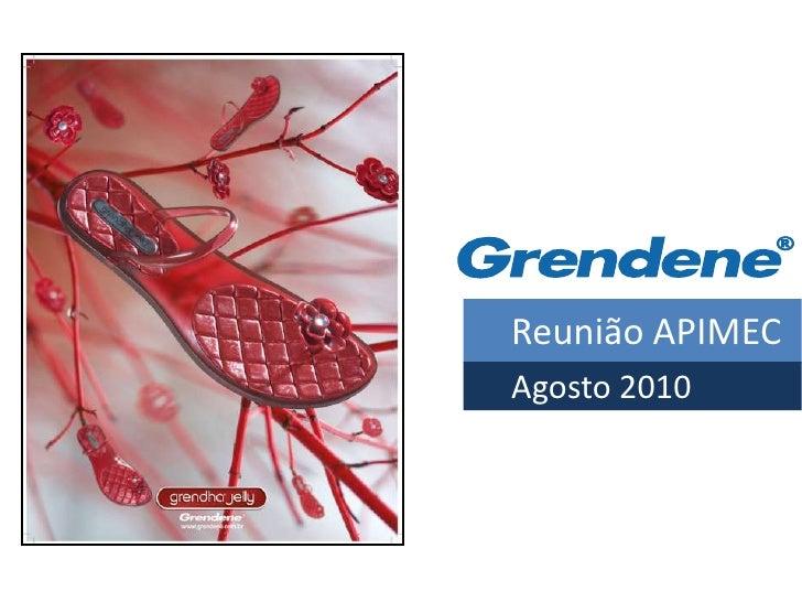 Reunião APIMEC Agosto 2010