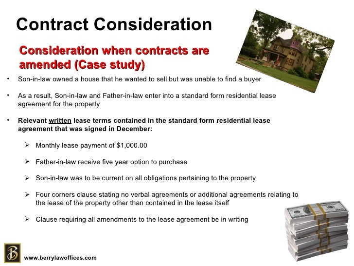 The Why What And How Of Contracts