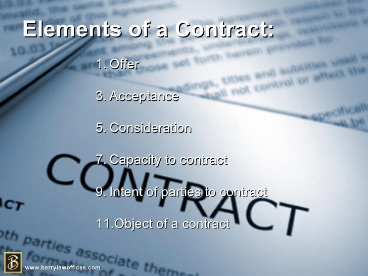 contract enforceable essay View this essay on contract is a legally enforceable promise that although contracts are in their simplest form promises there are elements that must be contained.