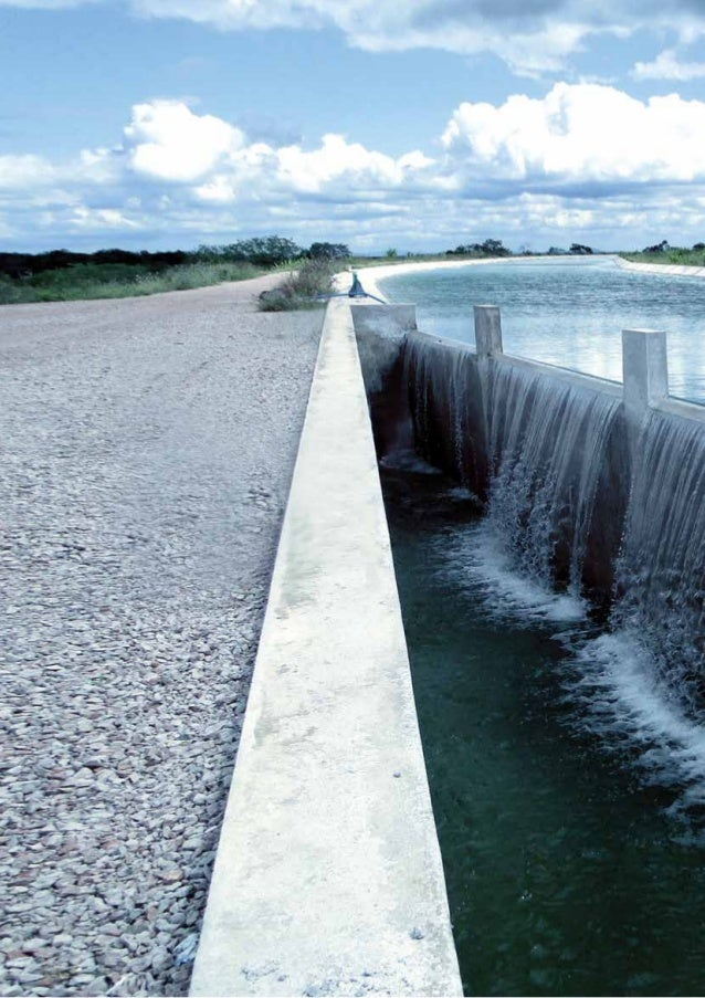 Canal do Sertão Alagoano  Trechos I e I • AL  Água e luz para todos  eixo  09