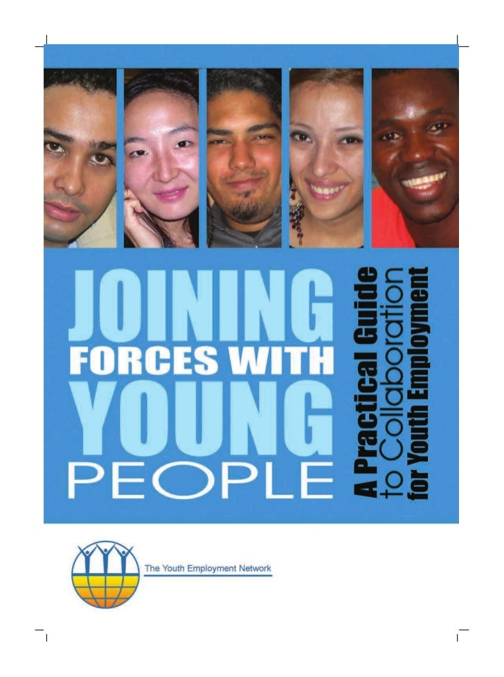 YEN 1Joining Forces with Young People