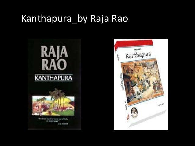 Raja Rao's novel Kanthapura - The example of uniting fiction and reality
