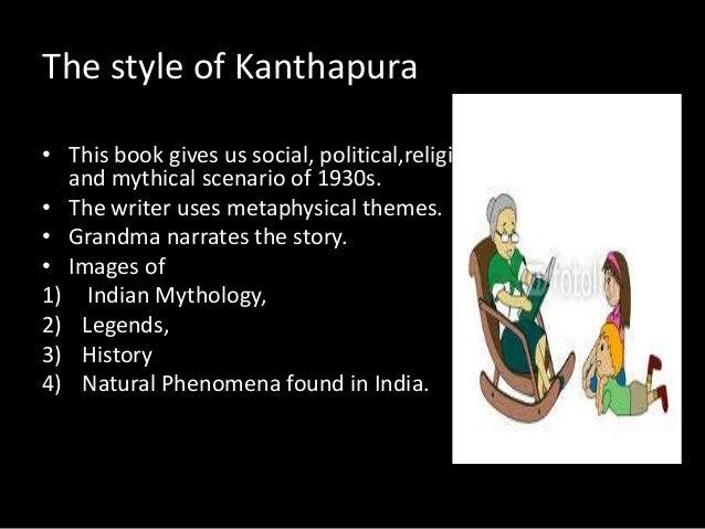 kanthapura a cultural study An article commemorating indian writer raja rao raja rao's first novel, kanthapura literature, and culture studies.
