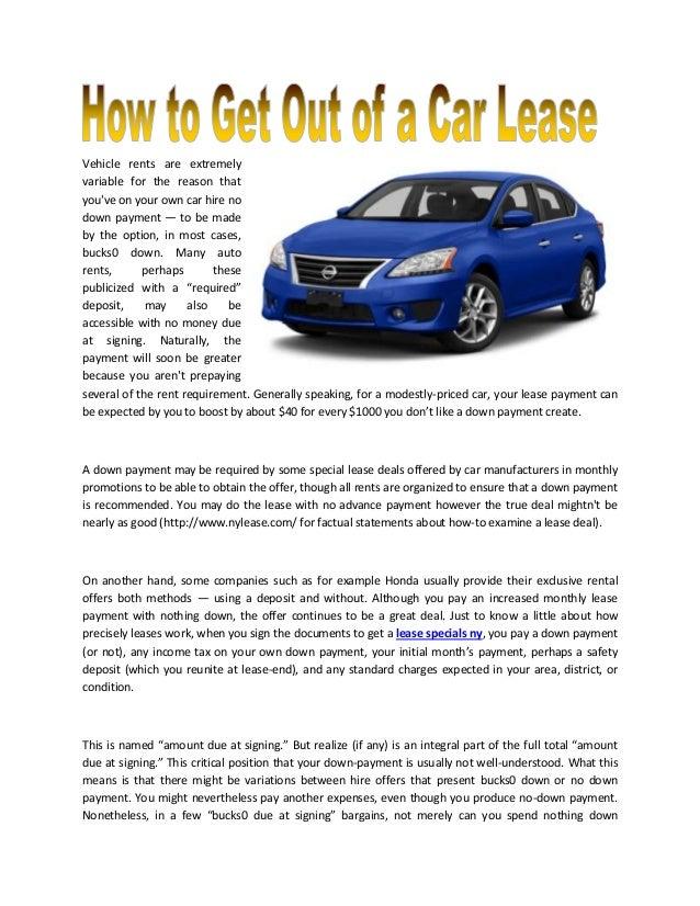 0 Down Lease Deals >> 0 Down Car Lease