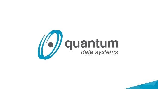 DATADIRECT César Peñalosa Arquitecto de Solución Quantum Data Systems