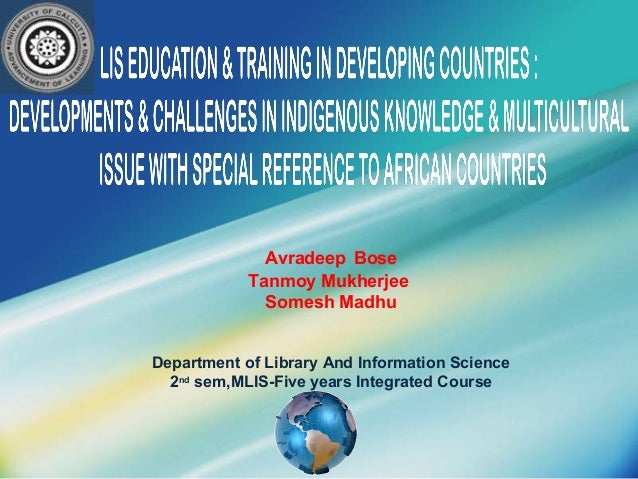 LOGO Avradeep Bose Tanmoy Mukherjee Somesh Madhu Department of Library And Information Science 2nd sem,MLIS-Five years Int...
