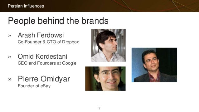 Iranian IT experts around the world & the motivation for the