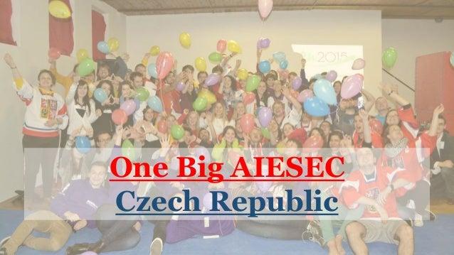 One Big AIESEC Czech Republic