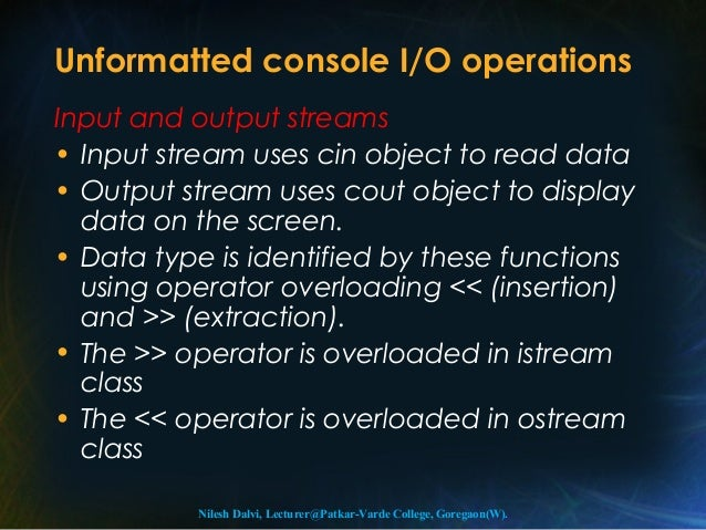 mcdonald s input operations and output