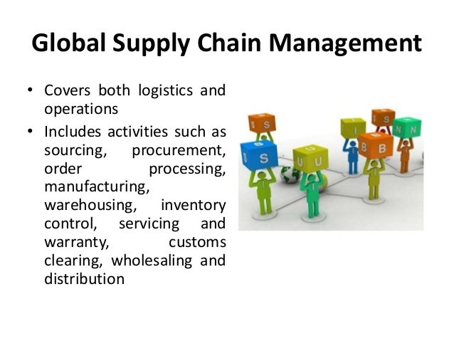 procurement logistics and supply chain management commerce essay Logistics management is a small portion of supply chain management that deals with management of goods in an efficient way although, if we talk about supply chain management, it is a broader term .