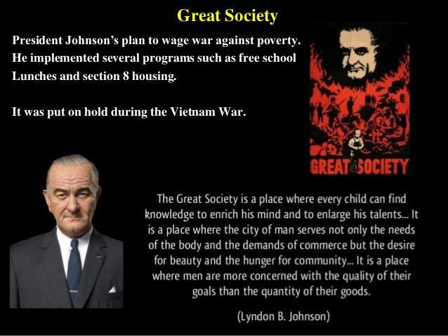 Hogan's History- Cold War: Kennedy to Vietnam War