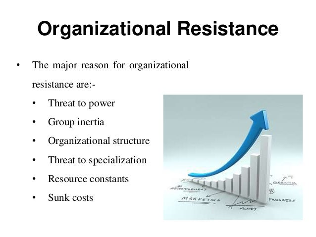 How to Minimize Resistance to Change