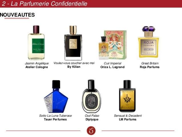 NOUVEAUTES 2 - La Parfumerie Confidentielle Sensual & Decadent LM Parfums Cuir Imperial Oriza L. Legrand Great Britain Roj...