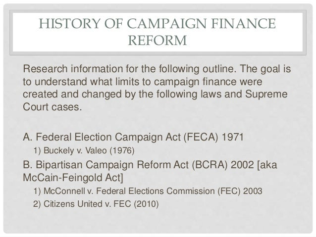 "campaign finance reform Aiming high on campaign finance reform: let's aim high ""we the  people"" is a cornerstone of our american political identity america."