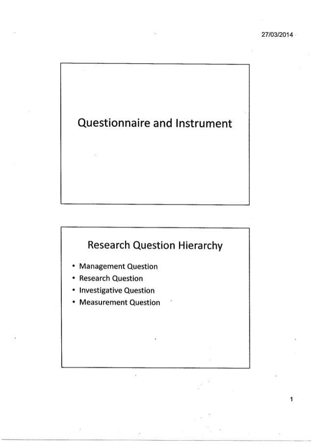 10.questionnaire & instrument