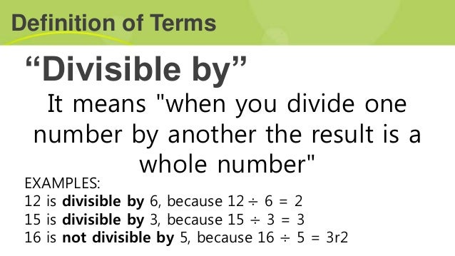 10 divisibility rules for Rule of three meaning