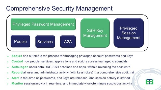 Defense In Depth Implementing A Layered Privileged Password Security