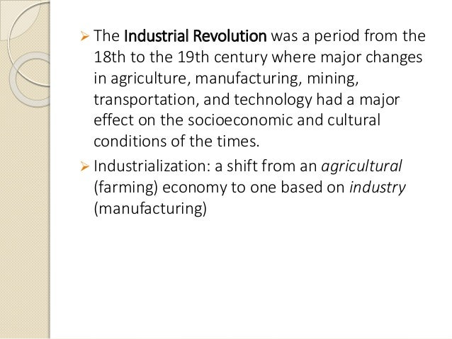 the industrial revolution and its impact The impact that the industrial revolution had on education in the united states is truly what defines education as we know it the growth of factories and the homogenization of people to the schedule of industry spawned the factory model for schools to follow.