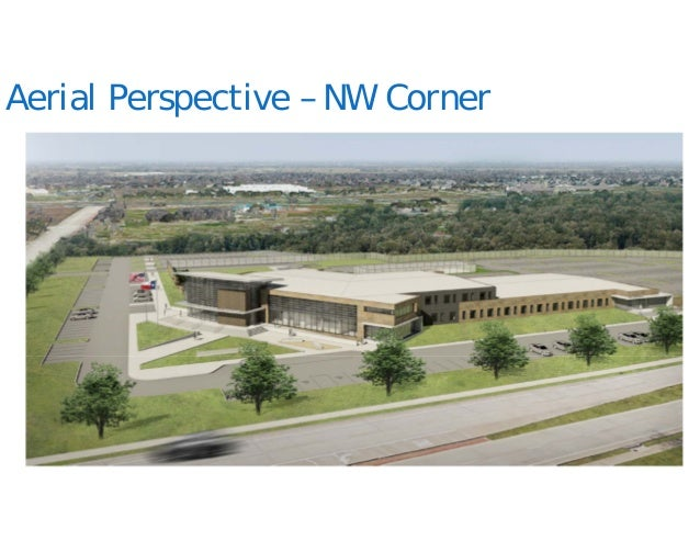 City of College Station New Police Headquarters