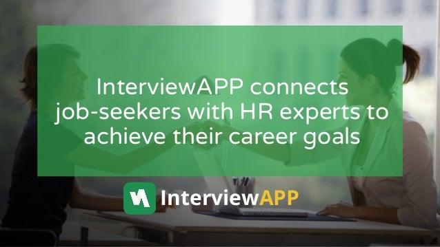 10. InterviewApp Slide 2