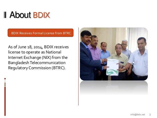Peering Forum - BDIX Update Slide 3