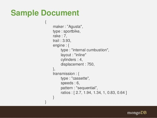 Webinar: From Relational Databases to MongoDB - What You Need to Know