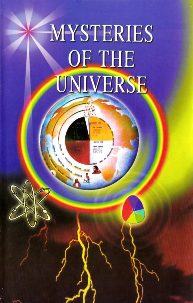 Mysteries Of The Universe - E-Book Brahma Kumaris