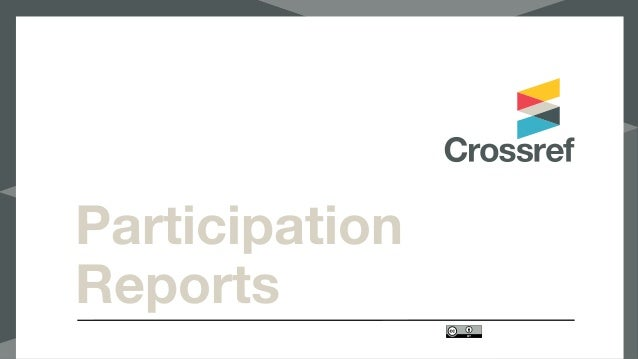 Participation Reports