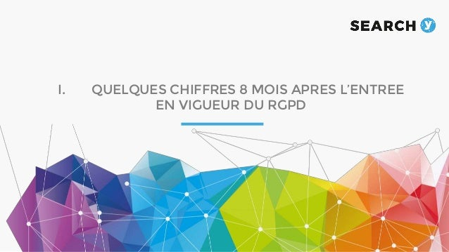 SEARCH Y - Me Stéphane SIOEN-GALLINA - Le Search, l'impact du RGPD et l'e-Privacy Slide 2
