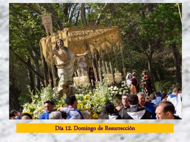 Día 12. Domingo de Resurrección