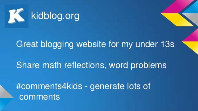 10 sites i can\'t live without in my innovative math class #rscon4