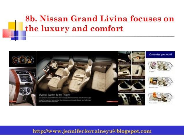 grand livina marketing plan Nissan grand livina sv 2018 (special version) (ctm2706372) mobil dijual dengan harga kredit dp/bayar pertama rp30000000 jumlah tenor 60 kali jumlah angsuran rp5000 .