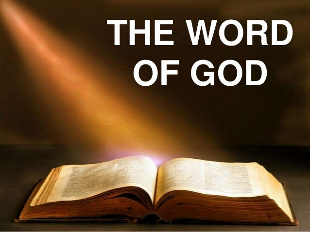 how to live the word of god