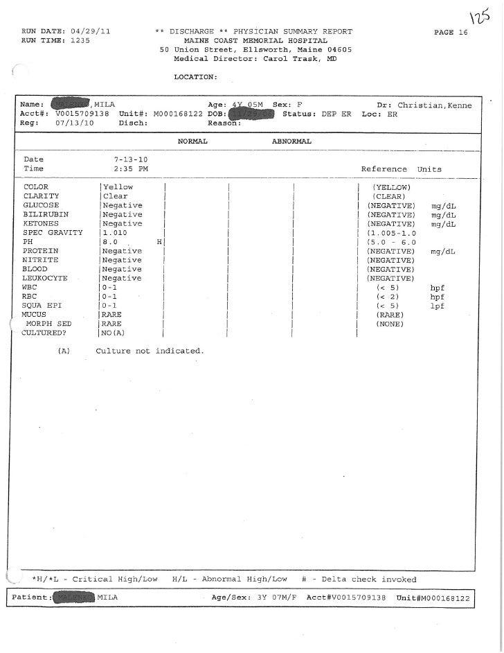 10 25 drug test result