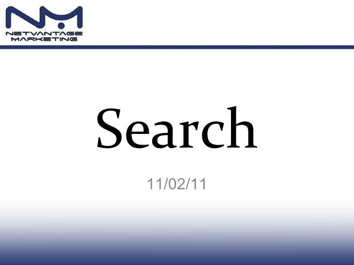 Search 11/02/11