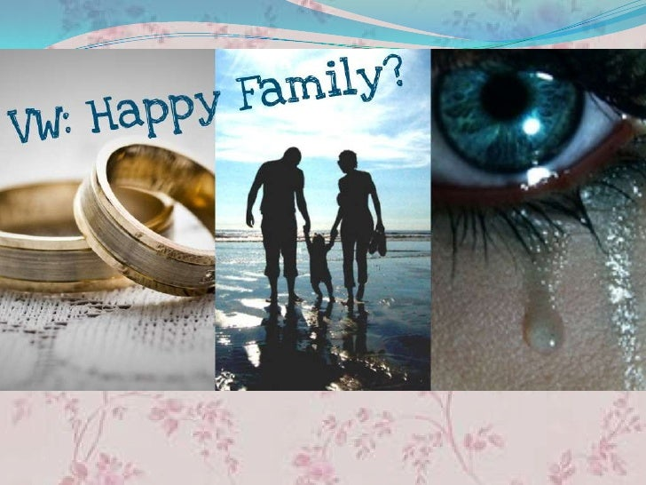 VW: Happy Family?Generaties:1.   Nel2.   Jeffrey x Carlijn3.   Rebecca x Xander, Lara x Ciske x Tom , Marc4.   Nina , Tess...