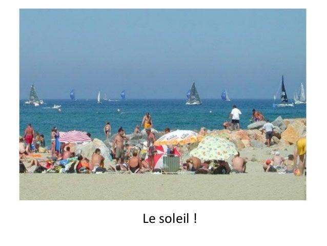 Diaporama PPS réalisé pourhttp://www.diaporamas-a-la-con.com                            Le soleil !