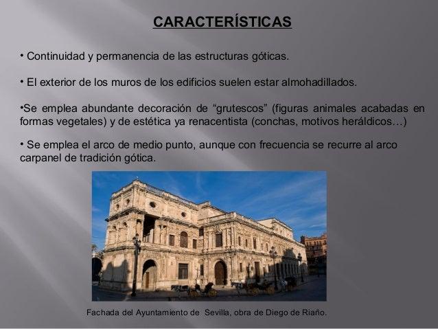 10 arquitectura renacentista espa ola 2003 for Universidades de arquitectura en espana