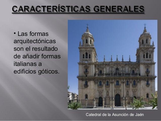 10 arquitectura renacentista espa ola 2003 On arquitectura renacentista espanola