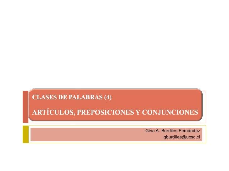 Gina A. Burdiles Fernández [email_address]
