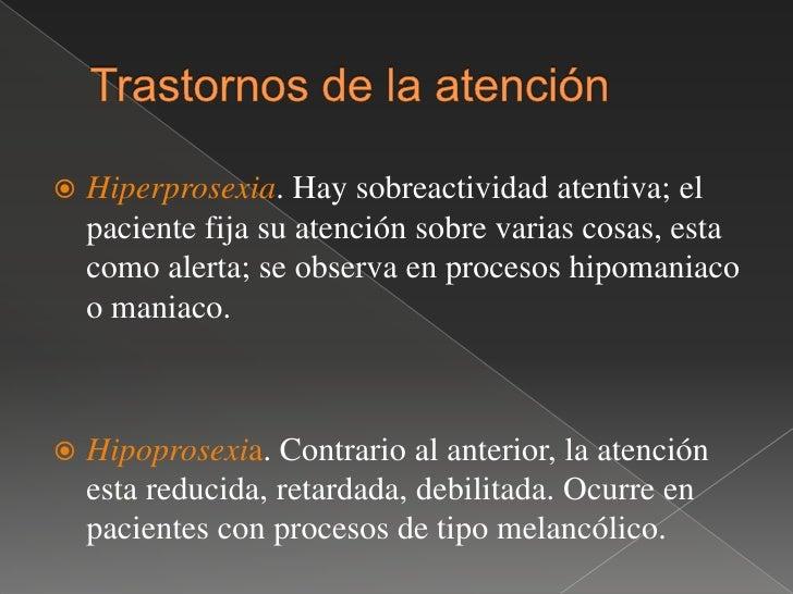 Propiedades temporales de       la atención</li></ul>Un sujeto puede  unas veces concentrar su atención sobre uno de vario...