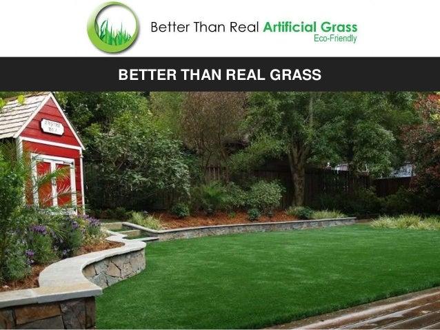 Better Than Real Grass BETTER THAN REAL GRASS