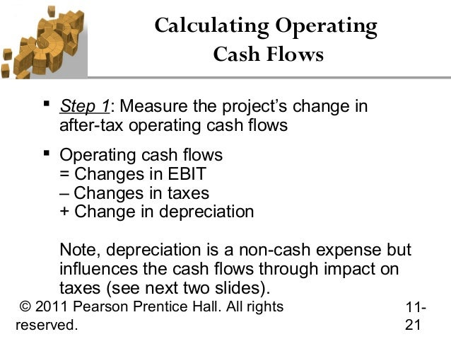 10. cash flow in capital budgeting