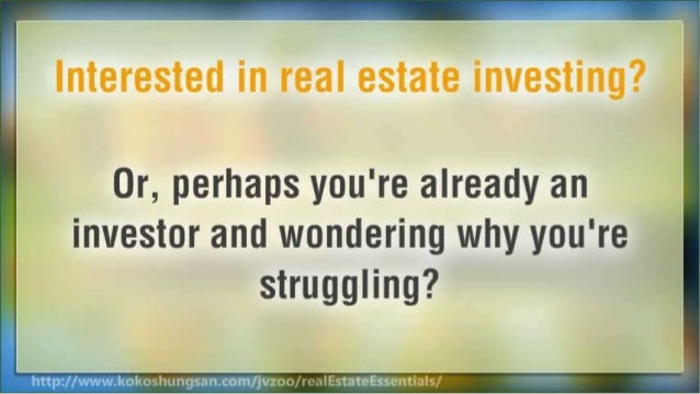 10 Common Real Estate Investing Starting-Out Mistakes Slide 3