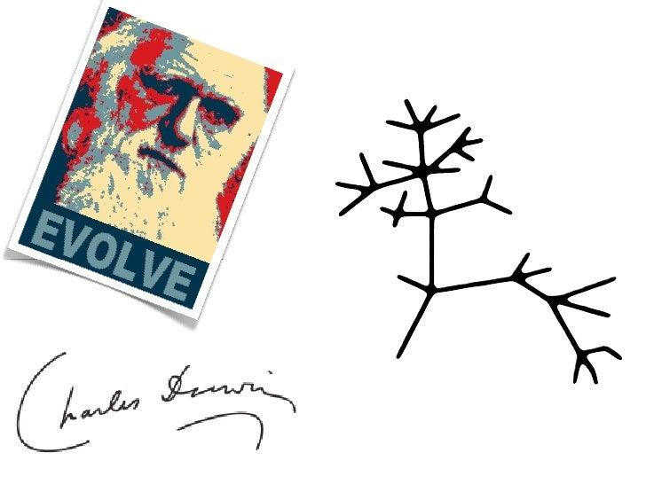 "Darwin's life & work  Darwin's ""big idea""  A revolution?"