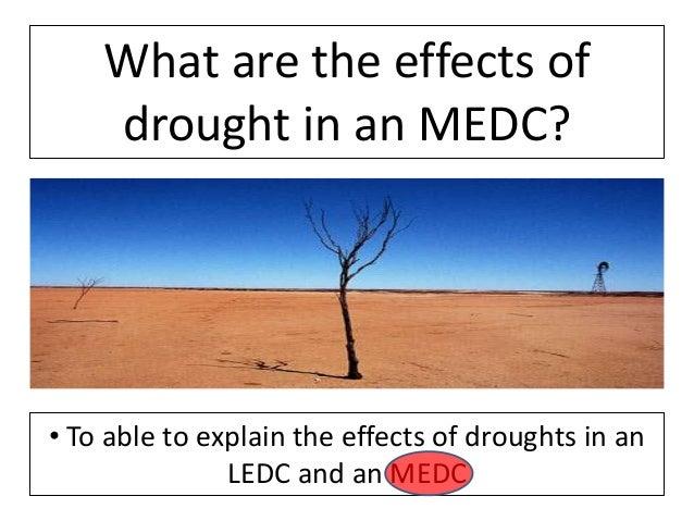 Flooding impact ledc and medc