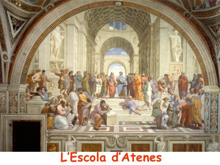 L'Escola d'Atenes