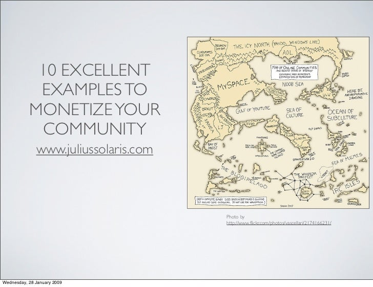 10 Excellent Examples To Monetize Your Community
