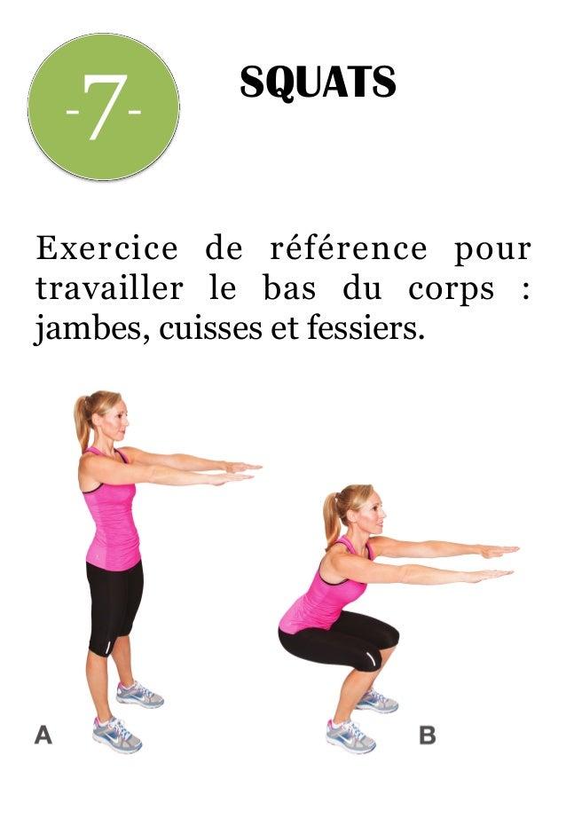 10 exercices pour travailler tout le corps