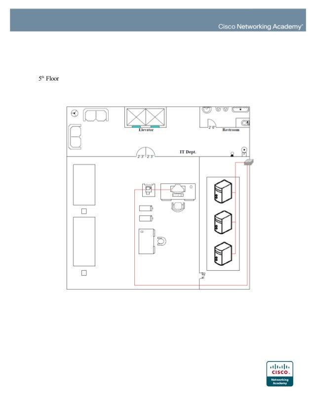 10 floor office building network design pdf